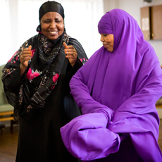 Our work with Somali elders in East London
